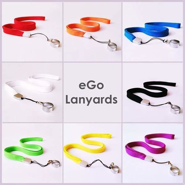 "eGo Battery 18"" Lanyards"