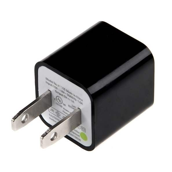 1A USB Wall Charger